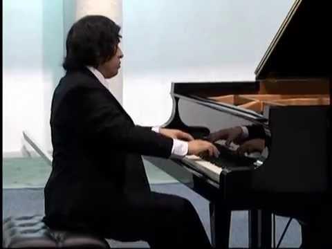 """Estudio de Concierto No 3 """" Un Suspiro """" (F.Liszt ) - Paul Gregory"""
