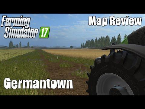 Farming Simulator 17 | Germantown | Map review
