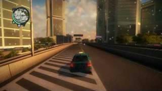 Just Cause 2 Gameplay City!