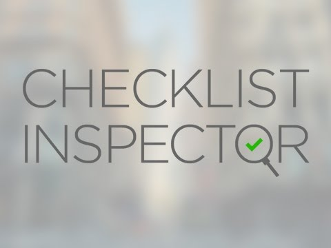 Checklist Inspector - Auditing And Safety Inspection Made Easy