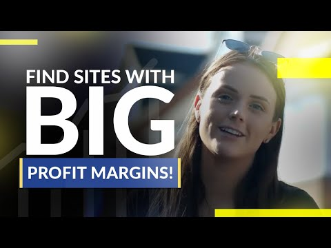 How To Find Property Development Deals With Big Profit Margins! | Property Development UK