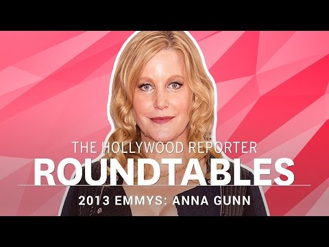 Anna Gunn Worked as a Cleaning Lady Before Making It in Hollywood