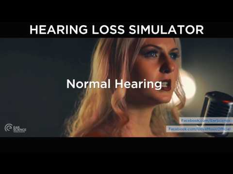 Hearing Loss Simulator - Hear what hearing loss sounds like