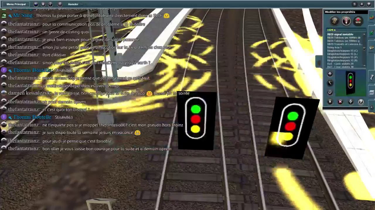 Trainz | Live Mapping