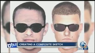 Law enforcement sketch artist