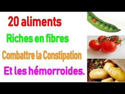 20 Aliments Riches en Fibres pour Combattre la