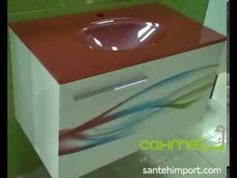 Мебель для ванной комнаты Marsan (Украина) серия Natalie 90 см (www.santehimport.com)