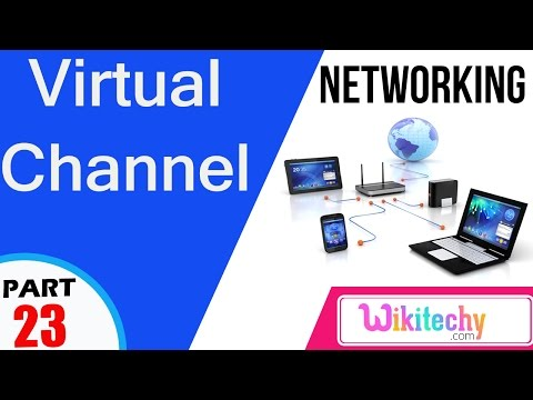 Virtual Channel | Computer Networking Interview Questions and Answer