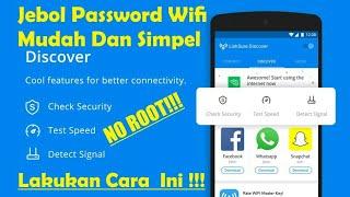 Begini Cara Bobol Wifi Mudah Dan Simpel Tanpa Root!!!