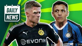 Alexis Sánchez zu Inter! Der Neymar-Deal rückt näher! Hazard verletzt!