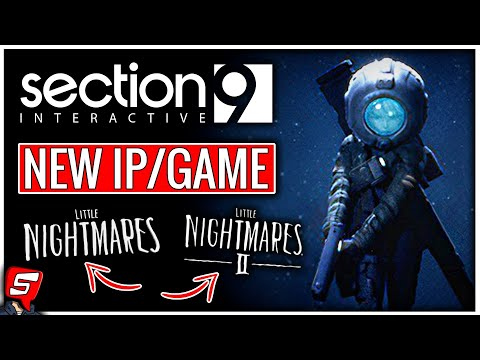 NEW IP/GAME from LITTLE NIGHTMARES DEVS! Section 9 Interactive New Game Gameplay & Teaser Analysis