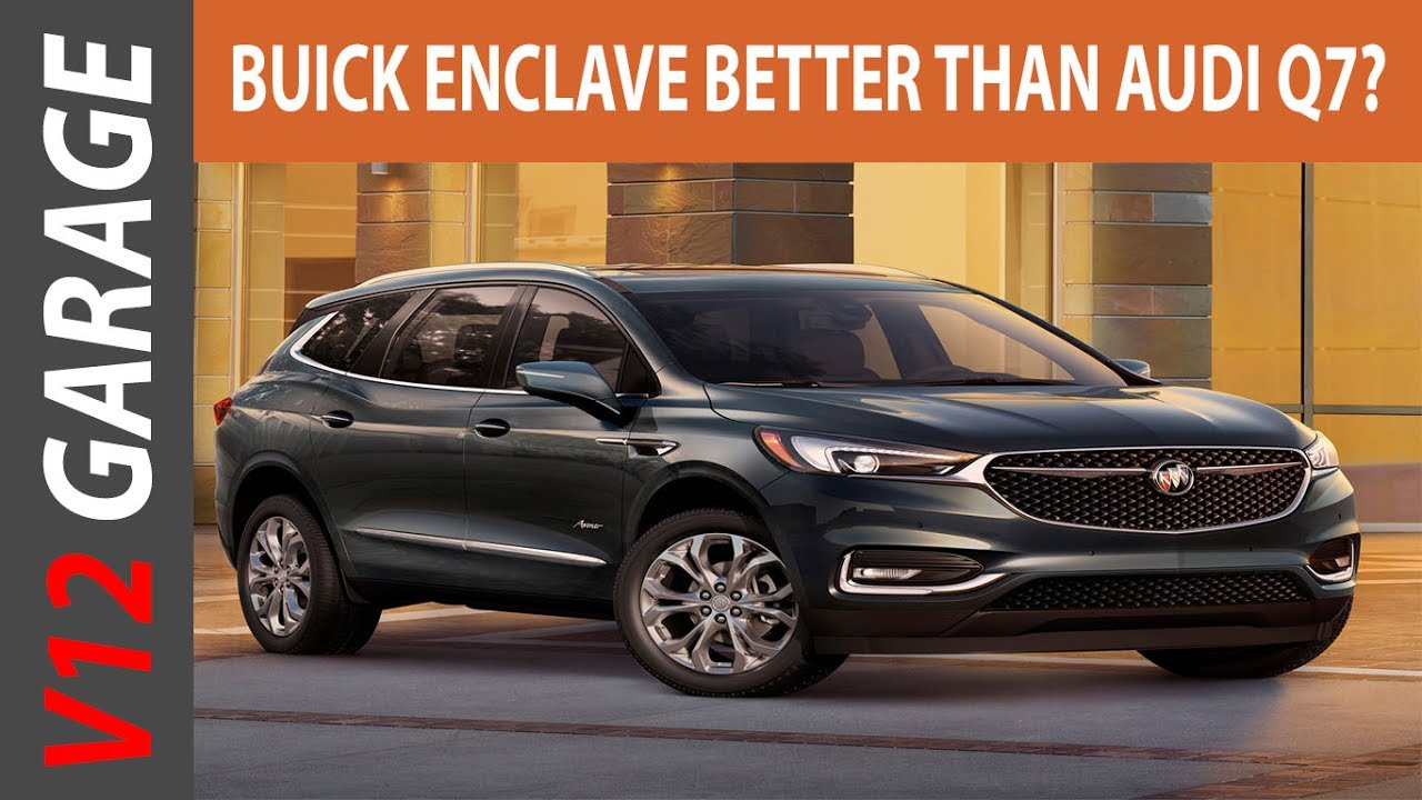 2018 buick enclave price interior trim level and release date youtube. Black Bedroom Furniture Sets. Home Design Ideas