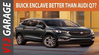 2018 Buick Enclave Price, Interior, Trim Level and Release Date
