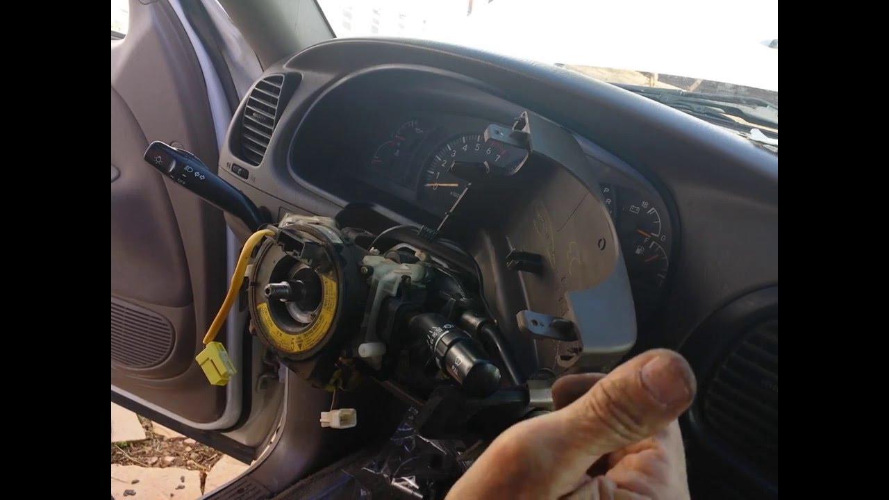 2002 Toyota Tundra Repairing Broken Shifter Pt 4 Youtube