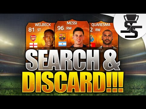 FIFA 15 SERIES SHOWDOWN!!! ROUND 1!!! MOTM Search And Discard Vs Jack54HD