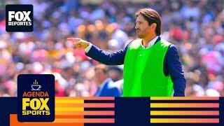 Agenda FS: Bruno Marioni, el 'héroe' sin capa de Pumas