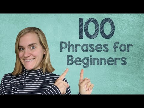 100+ Essential German Phrases for Beginners - A1/A2