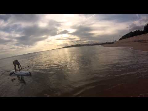 SUP Race Training // Susanne Lier Meets Functional Paddling