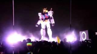 2009.8.22 GREEN TOKYO ガンダム プロジェクト presents Light×Music Ni...