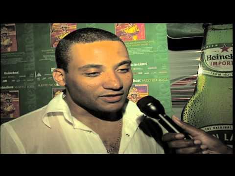 AQUI Y AJAZZ GONZALO RUBALCABA Interview