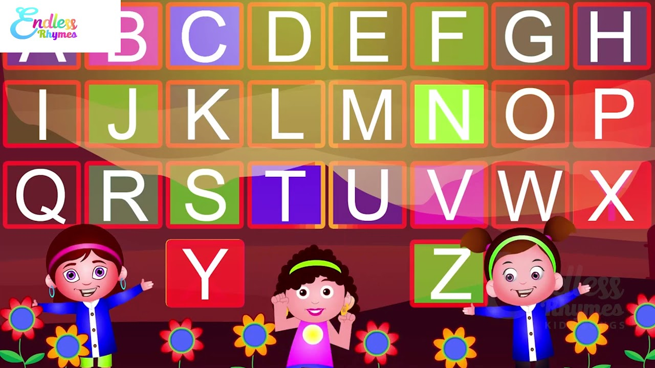 Abc Song  Phonics song   Alphabet Song learning for kids - Nursery Rhymes from  Endless Rhymes