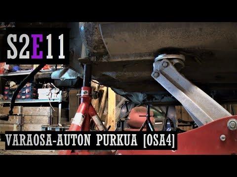 [S2 E11] VARAOSA-AUTON PURKUA [OSA4]