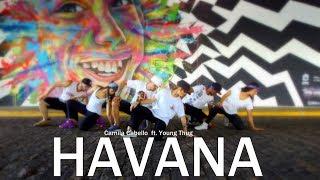 Havana - Camila Cabello ft. Young Thug | Coreografia | Rca Dance