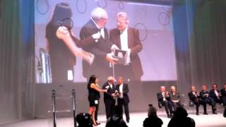 Andrea Palladio International Jewellery Awards - Best Italian Jewellery Designer a Giampaolo Babetto