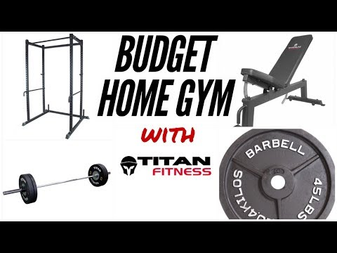 Budget Titan Fitness Home Gym – Best Budget Gym Equipment