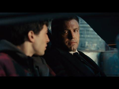 Bruce Wayne meets Barry Allen | Justice League