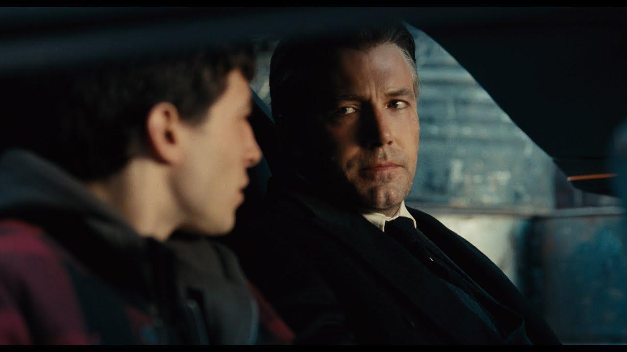 Download Bruce Wayne meets Barry Allen   Justice League