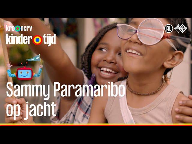 Sammy Paramaribo - Op jacht (Kindertijd KRO-NCRV)