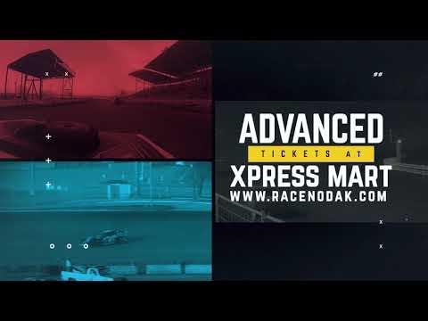 June 30th Nodak Speedway Races - Presented by Enerbase