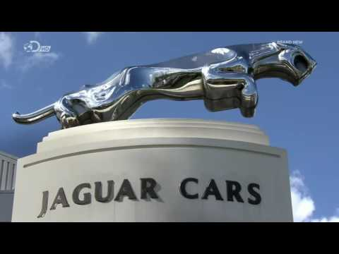 Documentary: Making the Jaguar F Type super car