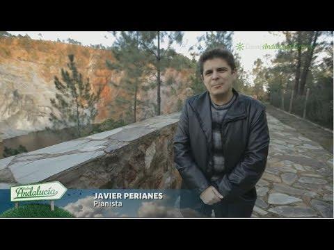 Javier Perianes, músico. Peña de Hierro, Nerva. Huelva