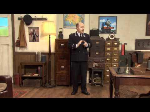 Thomas & Friends: Rescue on Rails - Clip