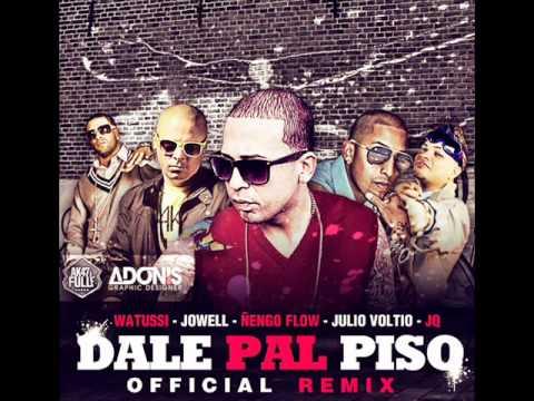Dale Pal Piso (Remix) - Watussi Ft. Jowell, Ñengo Flow, Voltio & JQ