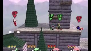 Ohko Robin With Meta Knight Against Short Hop Bowser  Ssbu✈🌵🦍