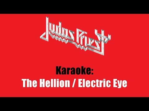 Karaoke: Judas Priest / The Hellion + Electric Eye