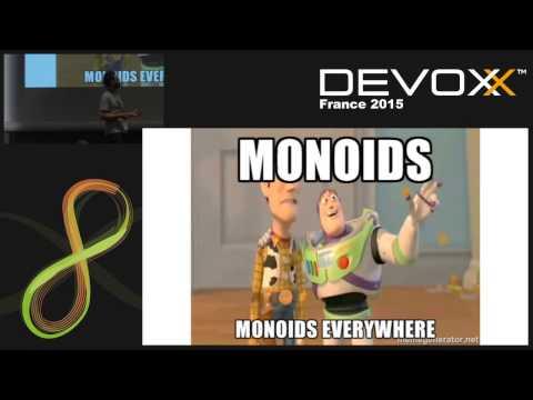 Les monoïdes démystifiés, en Java et avec des verres de bière