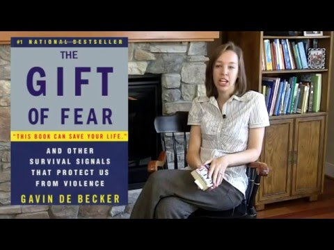 Online Dating Saftey - Book Review: The Gift Of Fear By Gavin De Becker