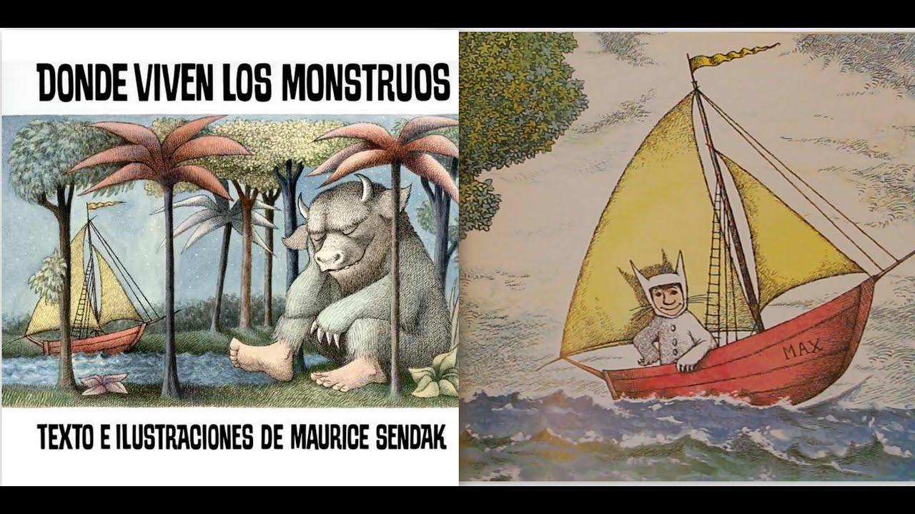 Donde Viven Los Monstruos Por Maurice Sendak Youtube