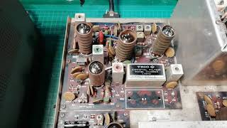 Trio TS-510 rebuild update