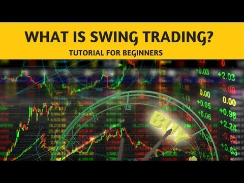 How to do Swing Trading - Basic Tutorial - YouTube
