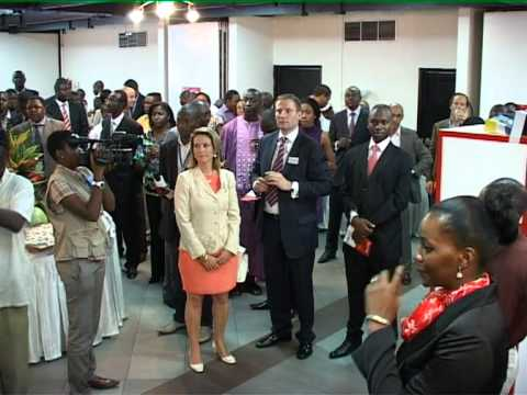 Lancement YooMee | Publi-reportage TV par la CRTV (Cameroon Radio and TeleVision)