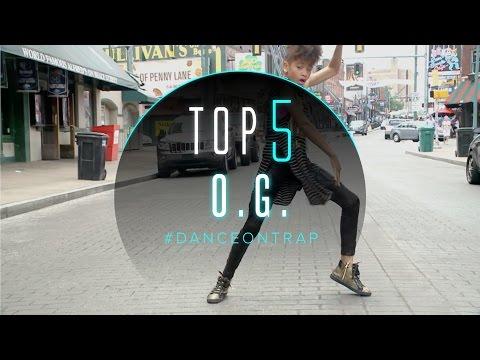 Best Trap Music Dance Videos | #DanceOnTrap | TroyBoi - O.G. | TOP 5