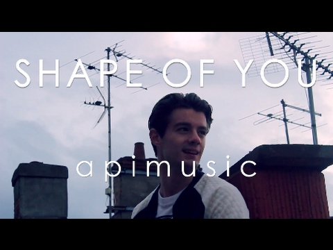 SHAPE OF YOU ED SHEERAN French Version Apimusic