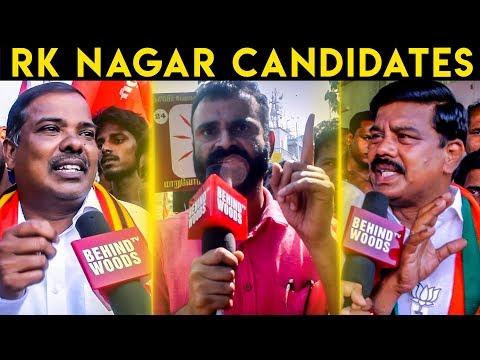 """RK Nagar-ல சராசரியா நடந்து போனா  கூட காசு குடுப்பாங்க"" | RK Nagar Candidates | RN 95"