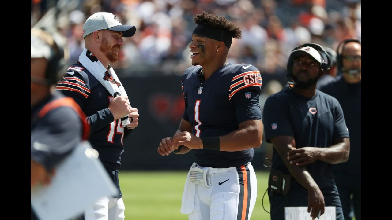 Chicago Bears: Brad Biggs' 10 thoughts on Week 1