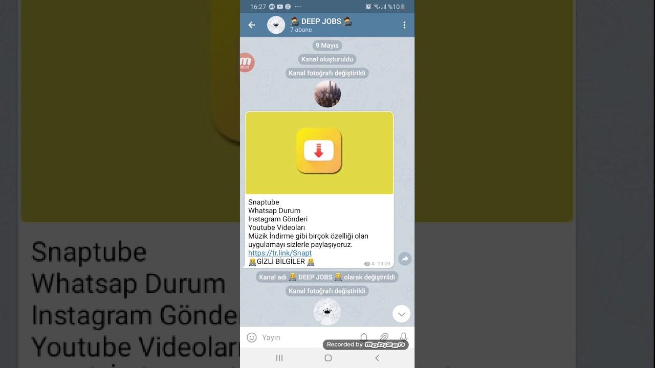 link către grupul de telegrame btc